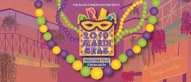 The Bluestone Room 2019 Mardi Gras: CANCELLED