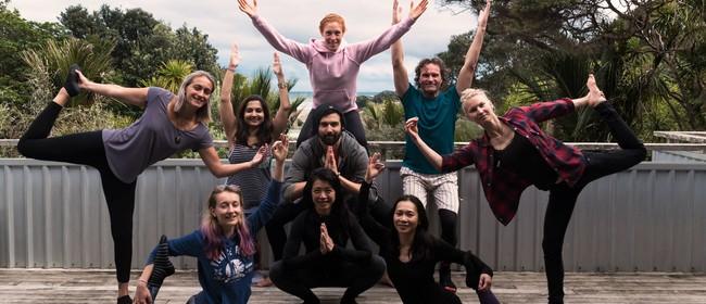 200 Hour Hatha Vinyasa Yoga Teacher Training in Piha