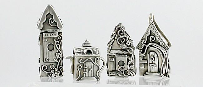 Pure Silver Jewellery workshop