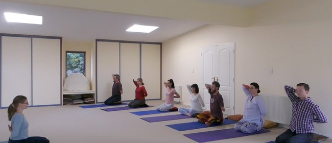 Hatha Yoga Classes