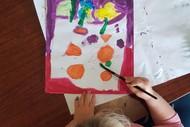 WSA Art School - Art for Preschoolers With Parents