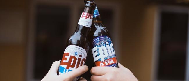 Beer & BBQ Tasting