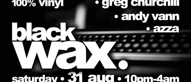 Black Wax (100% Vinyl) #14