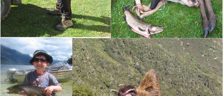 Fiordland Big 3