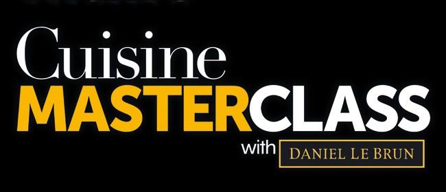 Cuisine Masterclass Series 2012