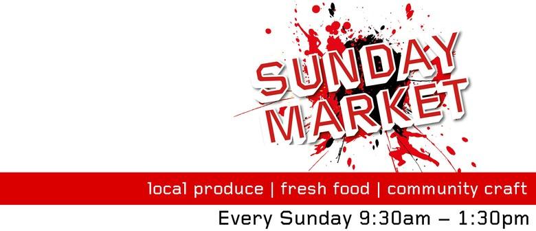 Les Mills Sunday Market