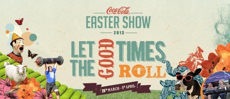 Coca-Cola Easter Show 2013