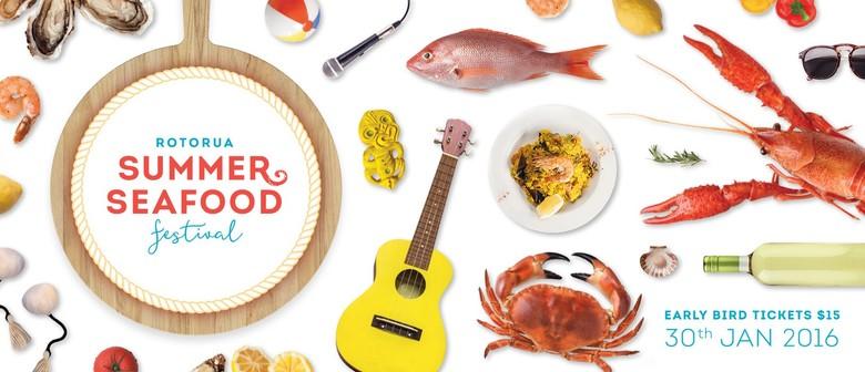 Rotorua Summer Seafood Festival