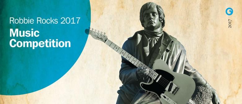 Robbie Rocks Dunedin 2017