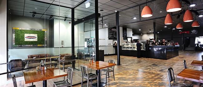 Meccaspresso Cafe