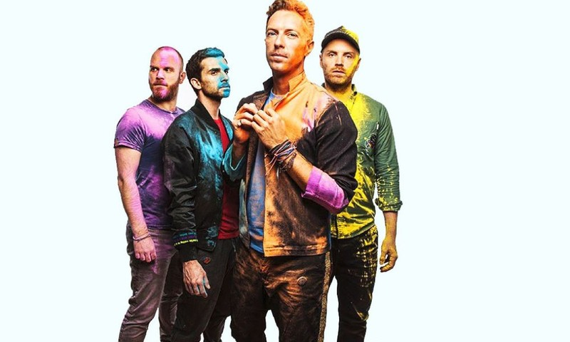 Coldplay tickets, concerts, tour dates, upcoming gigs - Eventfinda