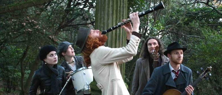 Benka Boradovsky Bordello Band