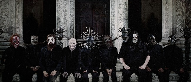 9374fdb74 Slipknot tickets, concerts, tour dates, upcoming gigs - Eventfinda