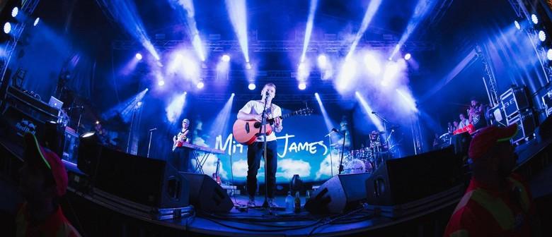 Mitch James