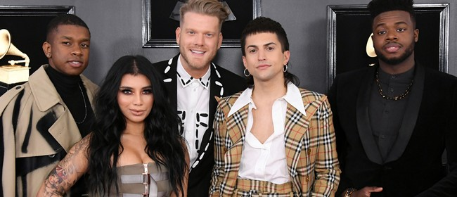 Pentatonix tickets, concerts, tour dates, upcoming gigs - Eventfinda