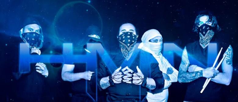 Heavy Metal Ninjas