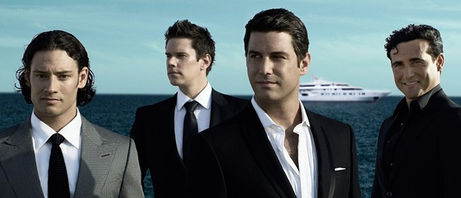 Il divo tickets concerts tour dates upcoming gigs - Il divo website ...