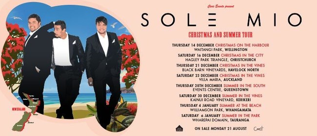 Sol3 Mio – Christmas and Summer Tour