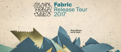 The Black Seeds – Fabric Release Tour