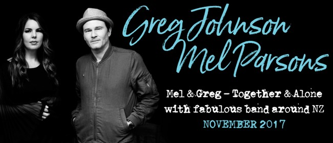 Greg Johnson & Mel Parsons: NZ Tour
