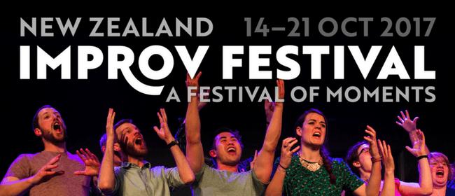 New Zealand Improv Festival 2017
