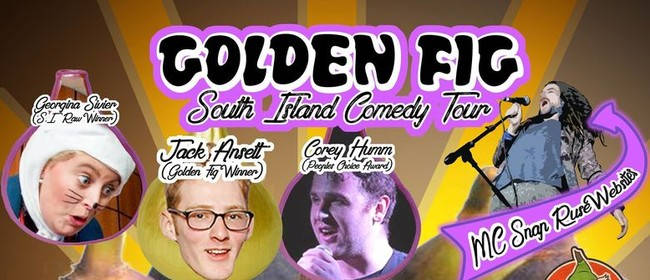 Golden Fig Comedy Tour