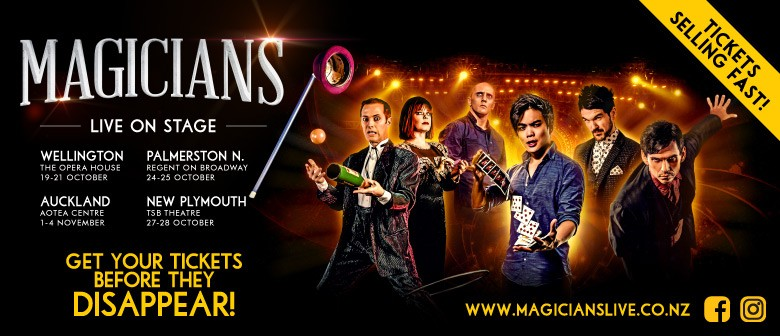 Magicians - On Stage