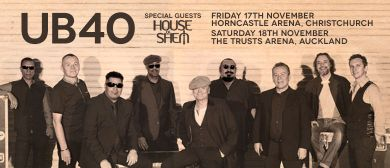 UB40 NZ Tour
