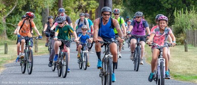 Wellington Region Cycling Events