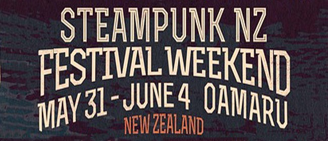 2018 Steampunk NZ Festival