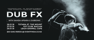 Dub FX North Island Tour