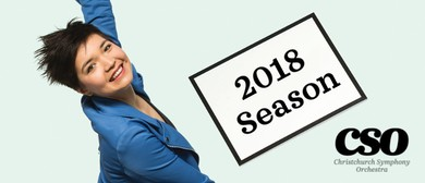 Christchurch Symphony Orchestra 2018 Season