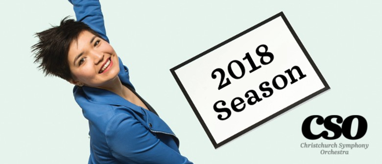 Christchurch Symphony Orchestra 2018 Season