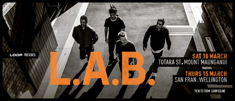LOOP Presents: L.A.B