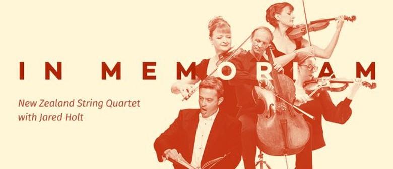 New Zealand String Quartet - In Memoriam