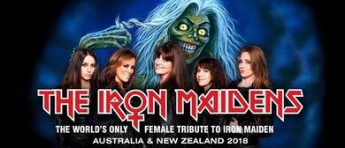 The Iron Maidens New Zealand Tour