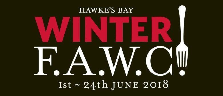 Winter F.A.W.C! 2018