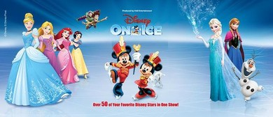 Disney On Ice Celebrates 100 Years of Disney Magic