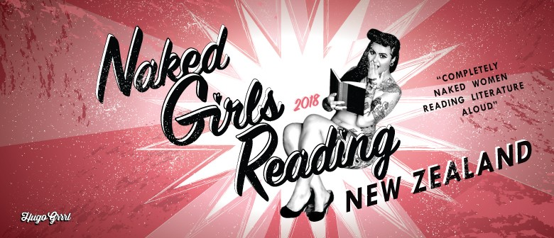 Naked Girls Reading: The NZ Tour!