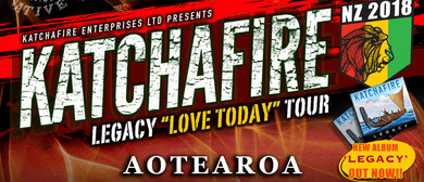 Katchafire New Zealand Tour