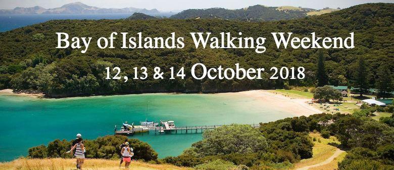 Bay of Islands Walking Weekend 2018