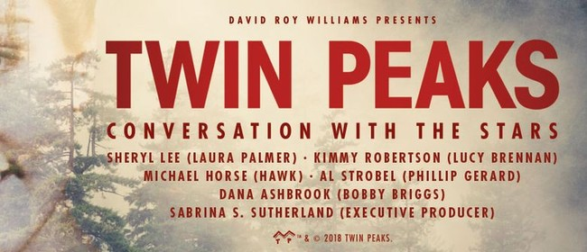 Twin Peaks - Conversation With The Stars