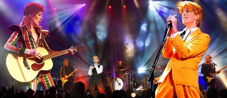 David Brighton's Space Oddity - David Bowie Tribute Show Tour
