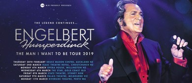 Engelbert Humperdinck – The Man I Want To Be 2019