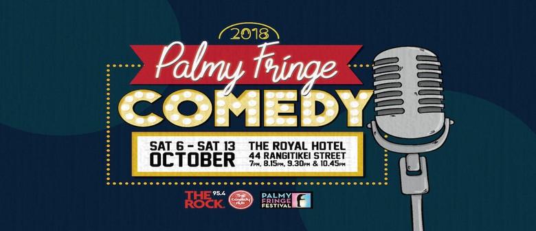 Palmy Fringe - Comedy