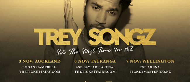 Trey Songz – For The First Time In NZ
