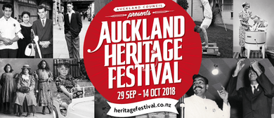 Auckland Heritage Festival 2018