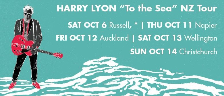 Harry Lyon - To the Sea Album Tour