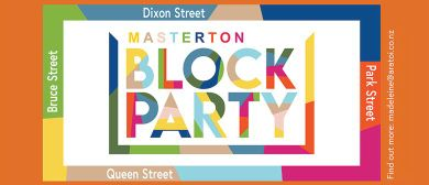 Block Party Masterton 2018