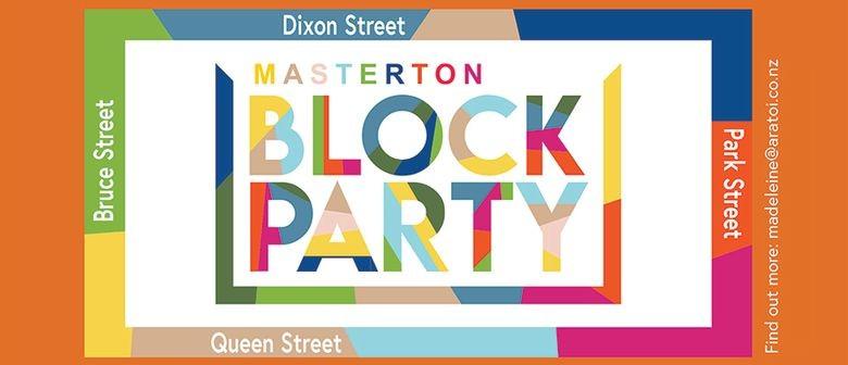 Block Party Masterton 2018